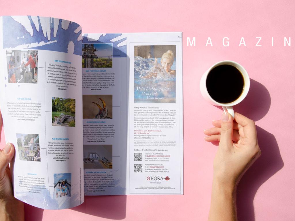 Hochglanz Magazine